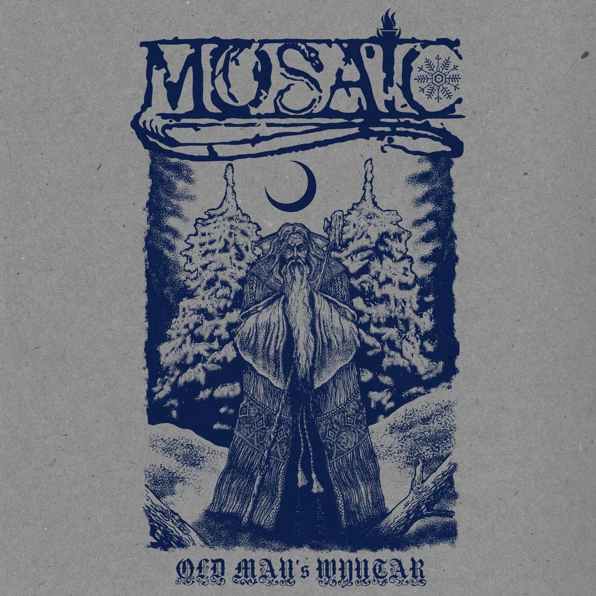 MOSAIC Old Mans Wyntar A5 Book